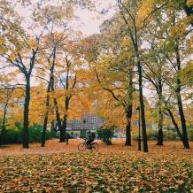 Autumn in Helsinki, Finland